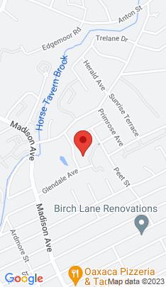Map of Condo Home on 38 Ameridge Drive,Bridgeport, CT