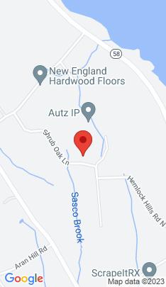 Map of Single Family Home on 312 Shrub Oak Lane,Fairfield, CT