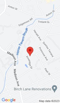 Map of Condo Home on 107 Ameridge Drive,Bridgeport, CT