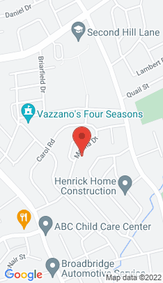 Map of Single Family Home on 205 Marina Drive,Stratford, CT