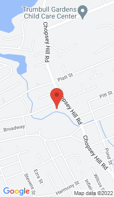 Map of single family home on 45 Valley Avenue,Bridgeport, CT