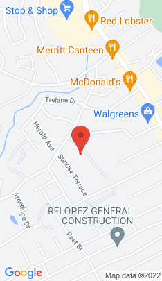 Map of Condo Home on 333 Vincellette Street,Bridgeport, CT
