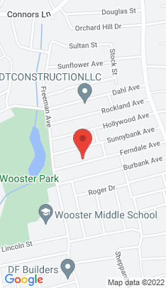 Map of Single Family Home on 280 Ferndale Avenue,Stratford, CT