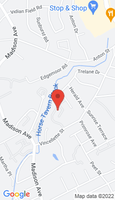 Map of Condo Home on 124 Kennedy Drive,Bridgeport, CT