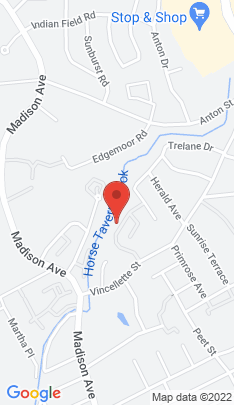 Map of Condo Home on 107 Kennedy Drive,Bridgeport, CT