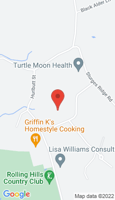 Map of Single Family Home on 52 Crosswicks Ridge Road,Wilton, CT
