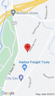 Map of Single Family Home on 449 Jennings Avenue,Bridgeport, CT