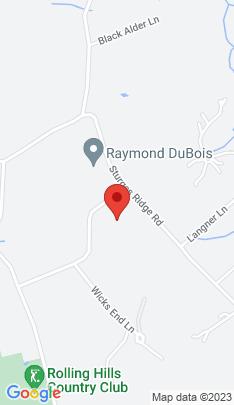 Map of Single Family Home on 11 Crosswicks Ridge Road,Wilton, CT