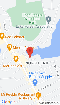 Map of Single Family Home on 146 Grenelle Street,Bridgeport, CT