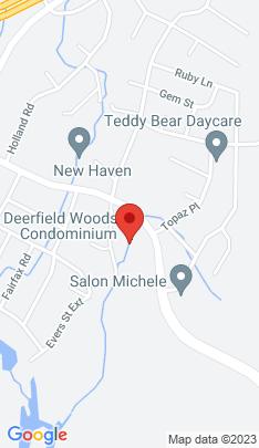 Map of Condo Home on 3699 Broadbridge Avenue,Stratford, CT