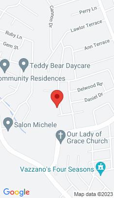 Map of Single Family Home on 35 Glenn Drive,Stratford, CT
