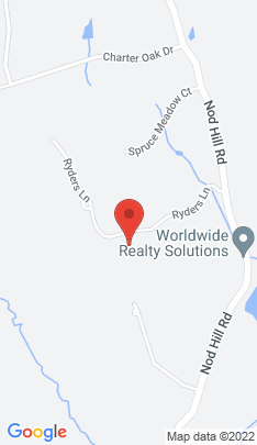Map of Single Family Home on 55 Ryders Lane,Wilton, CT