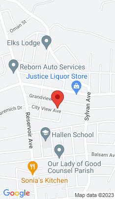 Map of Single Family Home on 144 Cityview Avenue,Bridgeport, CT