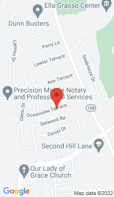 Map of Single Family Home on 275 Oceanview Terrace,Stratford, CT