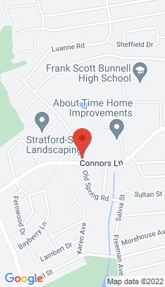 Map of Single Family Home on 474 Connors Lane,Stratford, CT