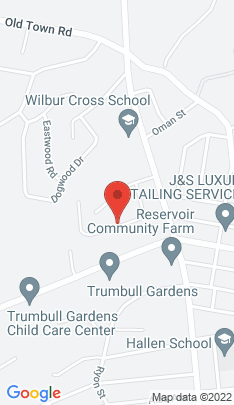 Map of Single Family Home on 140 Sunshine Circle,Bridgeport, CT