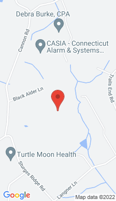 Map of Single Family Home on 27 Black Alder Lane,Wilton, CT