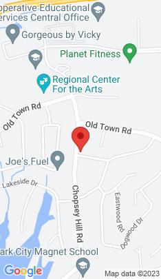 Map of Single Family Home on 102 Memory Lane,Bridgeport, CT
