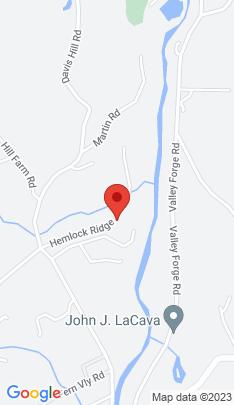 Map of Mansion on 25 Hemlock Ridge,Weston, CT