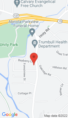 Map of Single Family Home on 297 White Plains Road,Trumbull, CT