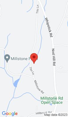 Map of Single Family Home on 15 Tito Lane,Wilton, CT