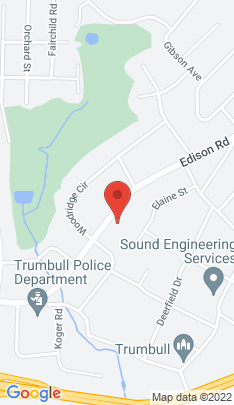 Map of Multi Family Home on 274 Edison Road,Trumbull, CT