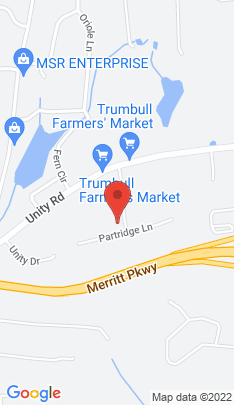 Map of Single Family Home on 30 Saybrook Road,Trumbull, CT