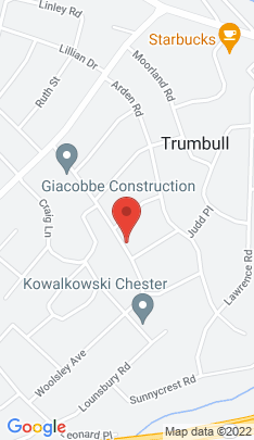 Map of Single Family Home on 49 Woolsley Avenue,Trumbull, CT