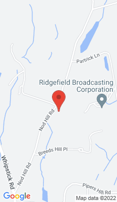 Map of Single Family Home on 498 Nod Hill Road,Wilton, CT