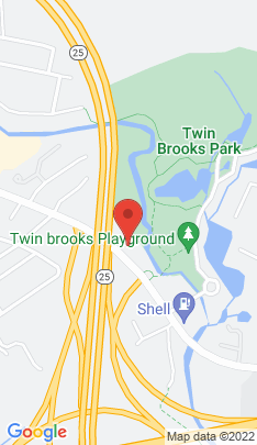 Map of Single Family Home on 730 White Plains Road,Trumbull, CT