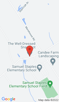 Map of Single Family Home on 140 Banks Road,Easton, CT