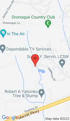 Map of Condo Home on 201 South Trail,Stratford, CT