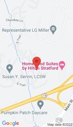 Map of Condo Home on 297 South Trail,Stratford, CT