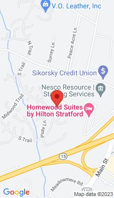 Map of condominium home on 397 Ottawa Lane,Stratford, CT