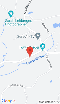 Map of Single Family Home on 140 Buck Hill Road,Easton, CT