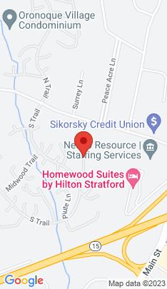 Map of Condo Home on 414 Blackhawk Lane,Stratford, CT