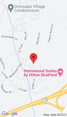Map of Condo Home on 56 Blackhawk Lane,Stratford, CT