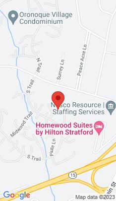 Map of Condo Home on 423 Blackhawk Lane,Stratford, CT