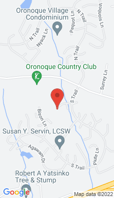 Map of Condo Home on 13 Algonquin Lane,Stratford, CT