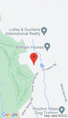 Map of Single Family Home on 189 Silver Spring Road,Ridgefield, CT