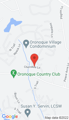 Map of Condo Home on 605 Cherokee Lane,Stratford, CT