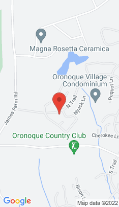 Map of Condo Home on 771 North Trail,Stratford, CT