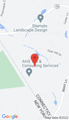 Map of Single Family Home on 87 Deer Hill Drive,Ridgefield, CT