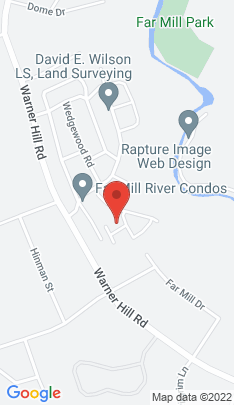 Map of Condo Home on 43 Powder Mill Road,Stratford, CT