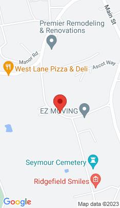 Map of Single Family Home on 58 Olmstead Lane,Ridgefield, CT