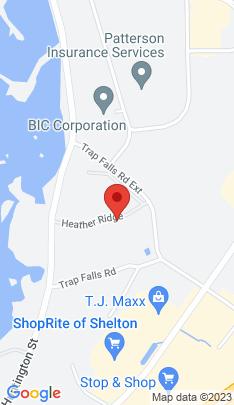 Map of Condo Home on 132 Heather Ridge,Shelton, CT