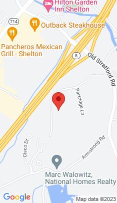 Map of Single Family Home on 38 Daybreak Lane,Shelton, CT