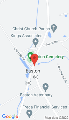 Map of Single Family Home on 10 Stepney Road,Easton, CT