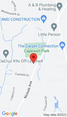 Map of Single Family Home on 365 Nichols Avenue,Shelton, CT