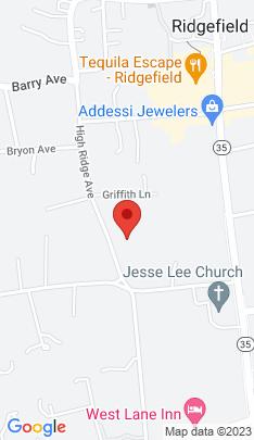 Map of Luxury Single Family Home on 112 High Ridge Avenue,Ridgefield, CT